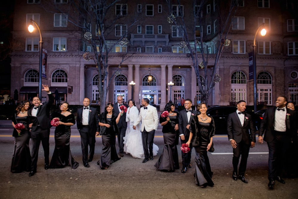 Brittany & Kristopher, The Venetian Room, Atlanta, GA