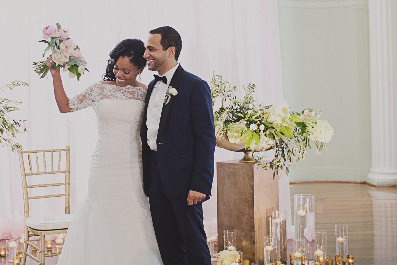 Monica & Navid, Biltmore Ballrooms, Atlanta GA